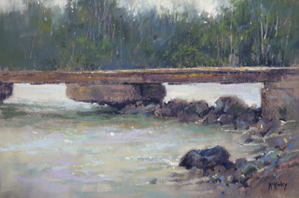 The Gift of Time, Pastel Pointers with Richard McKinley