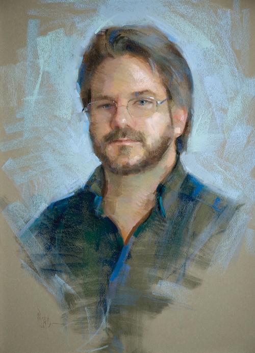 greg | pastel portraits
