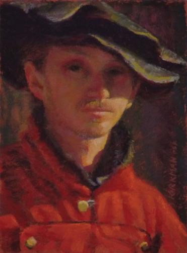 pastel portrait step 10 | how to paint a portrait