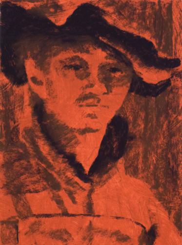 pastel portrait step 2 | how to paint a portrait