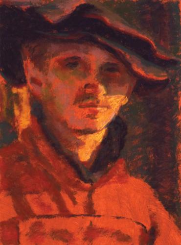 pastel portrait step 6 | how to paint a portrait