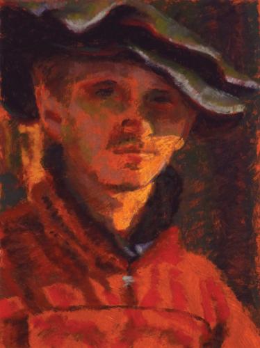 pastel portrait step 7 | how to paint a portrait