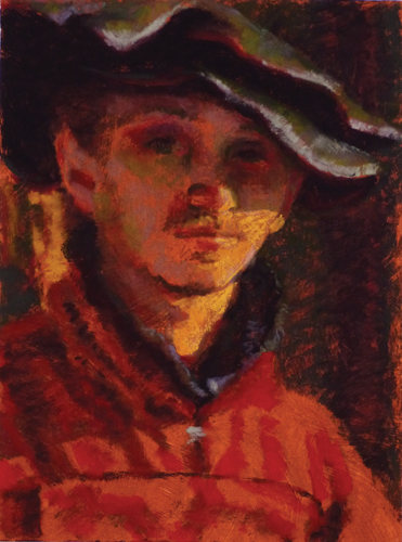 pastel portrait step 8 | how to paint a portrait