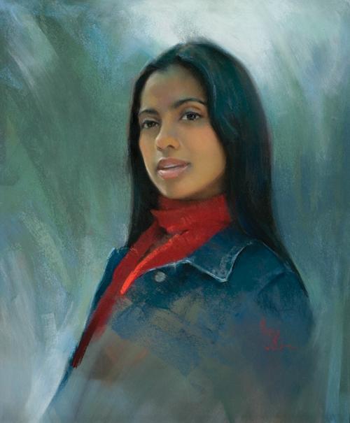 krissy | pastel portraits