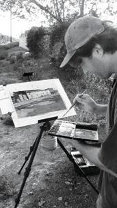 Artist Richard Scott