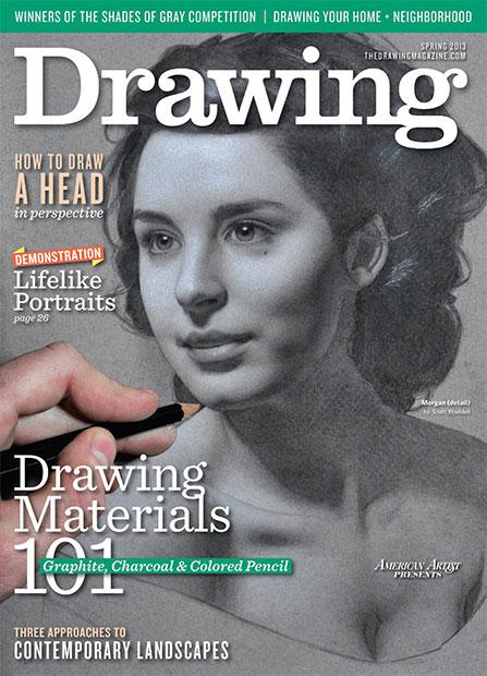 Drawing, Spring 2013