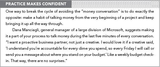 money conversation tips