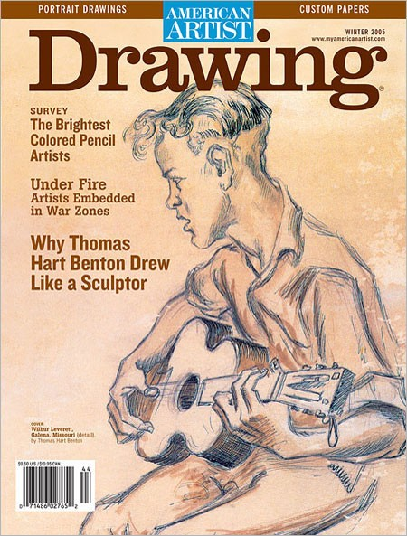 Drawing, winter 2005