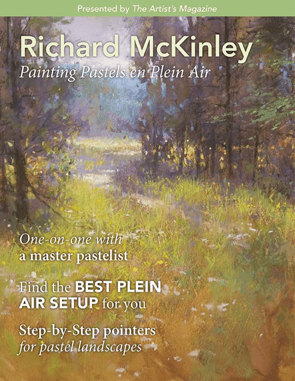 Richard McKinley emag on plein air painting