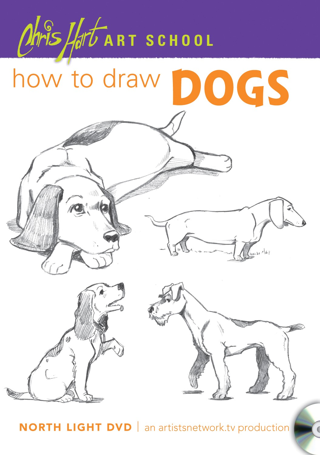 How to Draw Dogs: Art Techniques for Animal Art