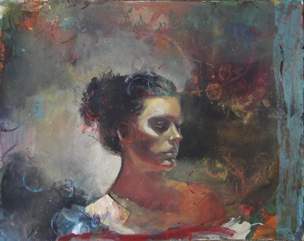 portrait painting by Jean Pederson_011714