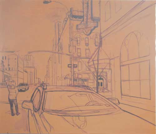Cityscape: Perfecting Street Scene Perspective, by Brian Keeler | ArtistsNetwork.com