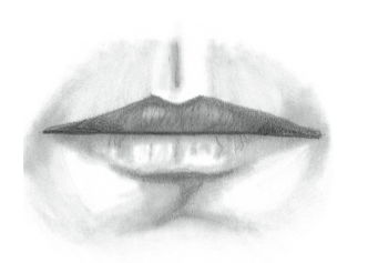 Learn how to draw lips like a pro in this free face drawing guide!