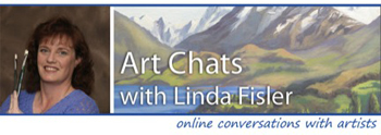Art Chats with Linda Fisler