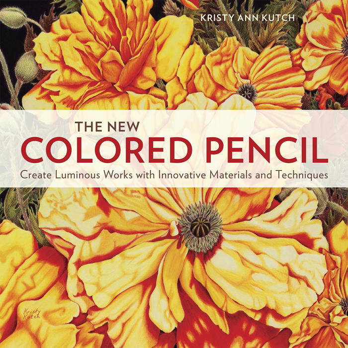 New Drawing Book: The New Colored Pencil - Artists Network