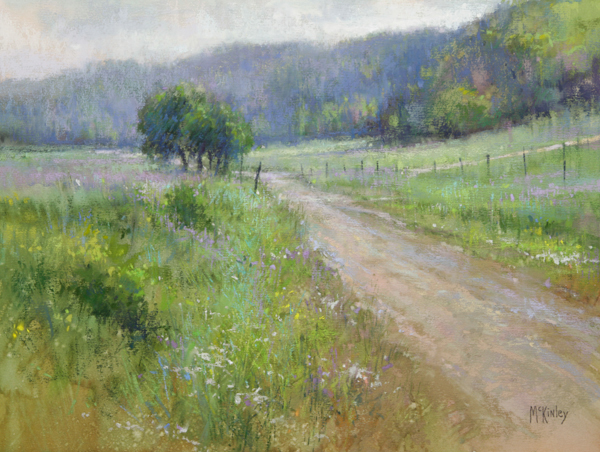 understanding perspective and painting depth landscape painting art