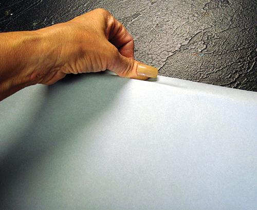 dust cover, step 3 | framing tips