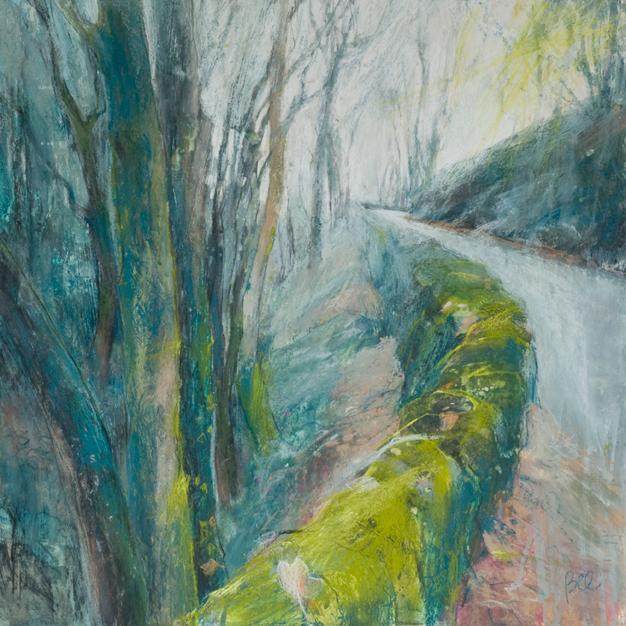The-Moss-on-t-Wall-Glowed-Sarah-Beein