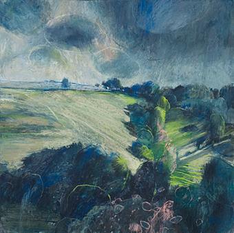 Totnes,-Storm-Approaching-Sarah-Bee