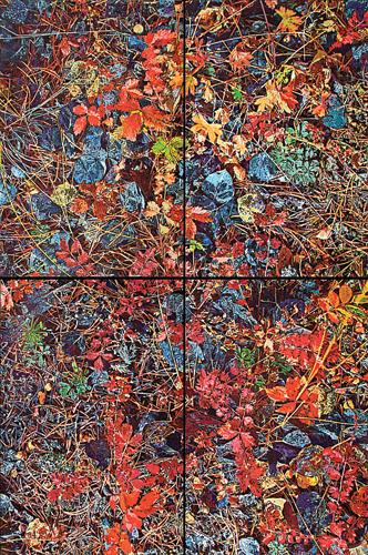 Conglomeration (4)24 (acrylic, 72x48) by Greg Navratil