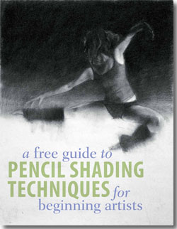 Learn expert techniques to cross-hatching and modeling gradations with our free tutorial on pencil shading techniques from Artists Network!
