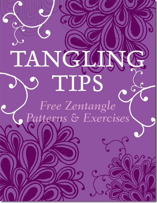 Easy zentangle patterns for beginners step by step tutorials free and easy zentangle patterns for beginners step by step instructions fandeluxe Image collections