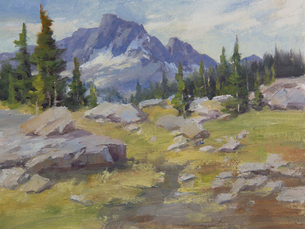 Learn About Plein Air Painting Landscapes With This Free Download