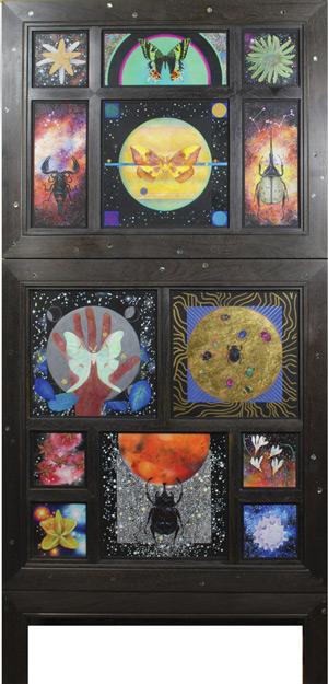 Karen A. Klein-Sky Cabinet