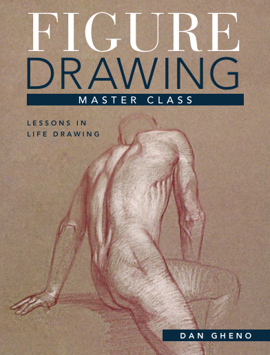 Figure Drawing by Dan Gheno