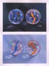 Lisa Dinhofer's oil painting, B&W #6