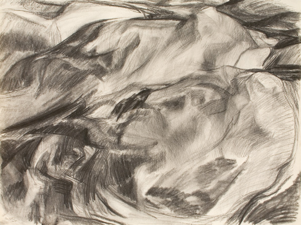 Beyond Drawing Basics: Philip Pearlstein's Unrelenting ... Philip Pearlstein Drawing