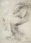 Peter Paul Rubens drawing, Tartar Huntsman