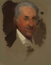 Herrick oil portrait demo