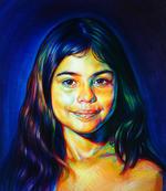 Bennett Christina acrylic