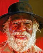 Bennett Day Day Frank (Australia) acrylic