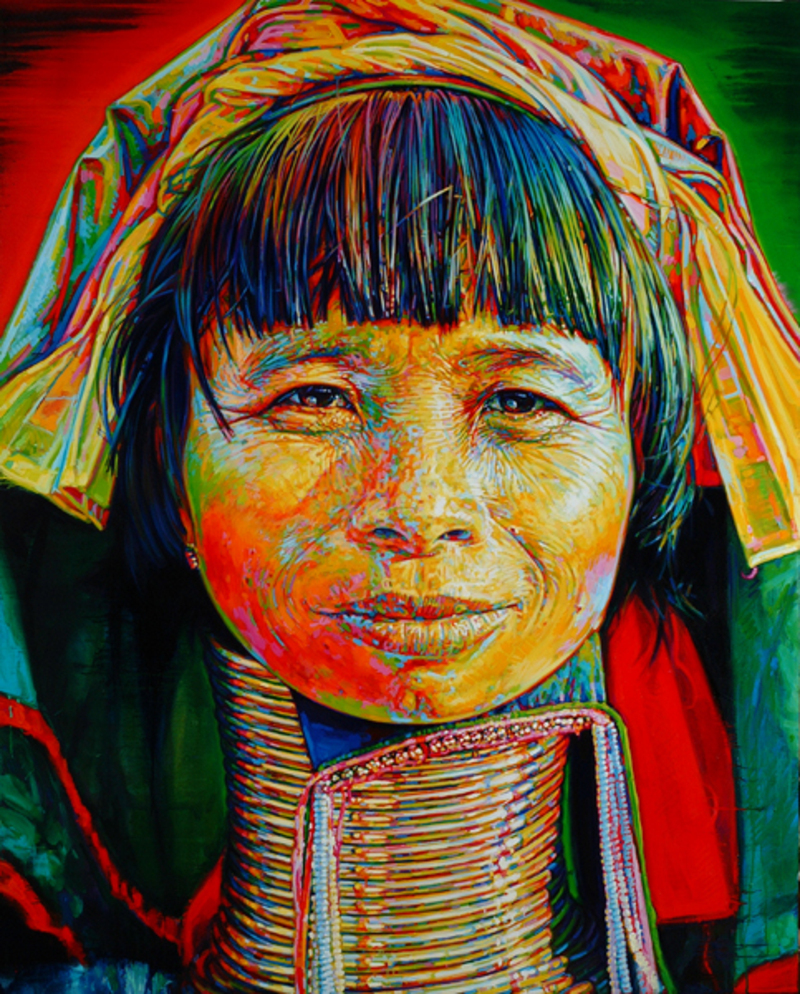 Artists Network Acrylic Paint