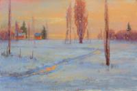 Howe Sunset Glow pastel
