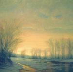 Poole Winter River oil