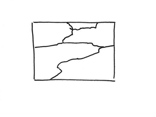 Plein air sketch A.