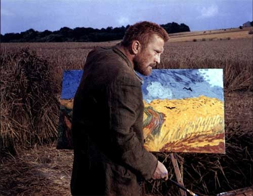 Kirk Douglas was nominated for an Academy Award for his portrayal of Vincent Van Gogh in this 1956 film adaptation of Irving Stone's novel Lust for Life.