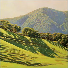 Long Shadows / Irish Hills by Robert Reynolds.