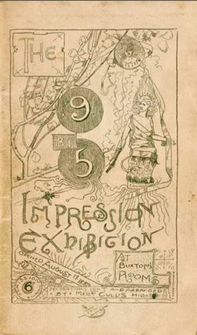 Catalog cover by Conder.