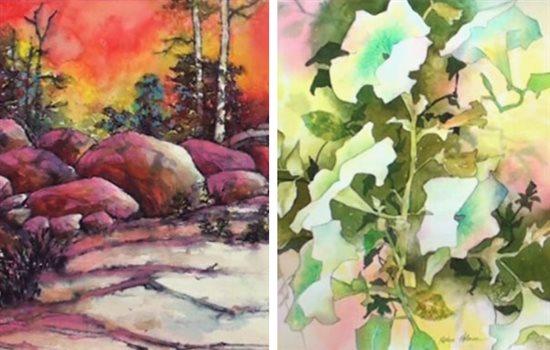 Works by Karlyn Holman.