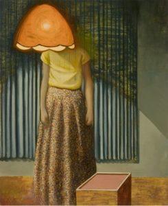 Lamplight by Nat Meade.
