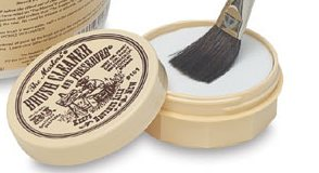 """The Masters"" brand brush-cleaner is a popular choice for oil painting artists."