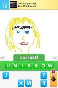 Draw Something screenshot