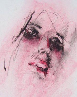 Pink Lady by Alex Powers.