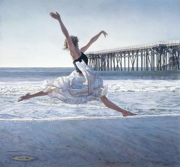 watercolor steve hanks romantic and inspirational watercolors