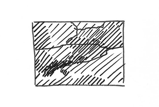 Plein air sketch C.