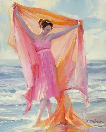 It's a balancing act -- asking for feedback and accepting it -- but if you do the dance right, you'll learn some valuable new moves. Grace by Steve Henderson.